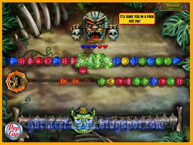 popcap games zuma revenge free download full version
